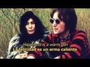 Happiness is a warm gun - The Beatles (LYRICS/LETRA) [Original]