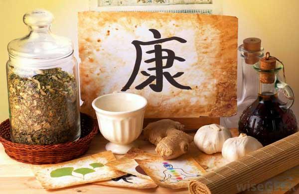 Традиционная китайская медицина включает в себя использование трав для лечения различных заболеваний