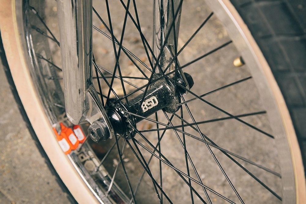 bsd front hub bmx