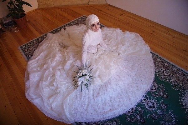 НИКЯХ-брак в исламе.