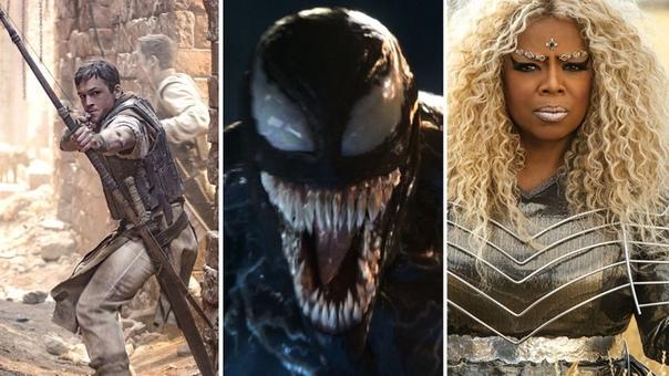 От «Венома» до «Суспирии»: THR выбрал худшие фильмы 2018 года