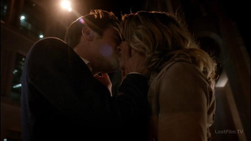 Поцелуй Барри и Пэтти | Флэш (2 сезон 5 серия)