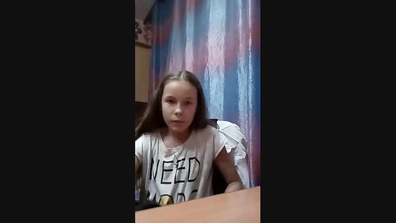 Аня Путилова - Live