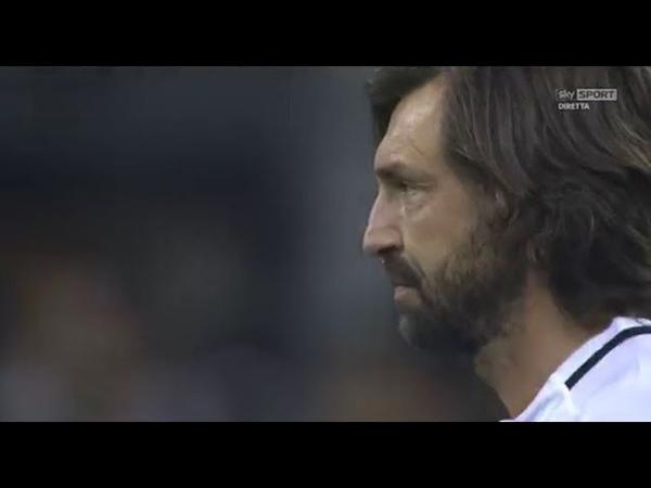 La Notte del Maestro / L'addio al calcio di Andrea Pirlo (partita completa)