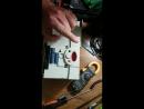 КИПЛАБ.РФ Тестовый запуск частотника LS 1,5 кВт/220В после ремонта