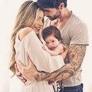 Семья — самое уютное и теплое место на Земле. И в этом местечке ты по настоящему счастлив!