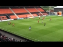 Myleskenlock scored the only goal as Town defeated BarnetFC