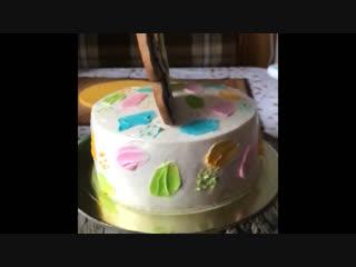 Арт тортика