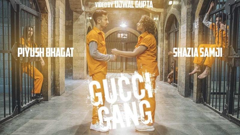 Gucci Gang Krnfx Official Video Piyush Bhagat Shazia Samji Choreography