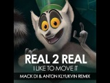 Reel 2 real  I like to move it (OST Madagascar) (Synthesia Version)