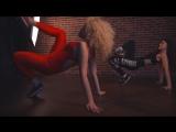 Alkaline - Nice & Easy (Dancehall choreo by Jenya Mishka & Anna Fisher)