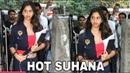 Cool Look Ke Sath Suhana Khan Ka Yeh Andaz Nahi Dekha Hoga Aapne Shahrukh Khan