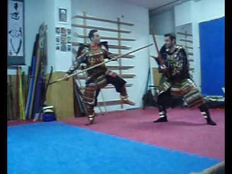 Sōjutsu 槍術 Yari Jutsu The Art of Spear Kasumi no Ho