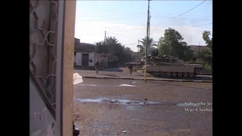 U S MARINES IN IRAQ