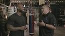 Corey Calliet Michael B. Jordan's Trainer on CREED 2
