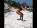Классные упражнения для попки