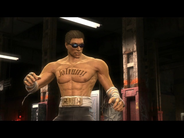 Mortal Kombat 9 - Johnny Cage Arcade Ladder (EXPERT)
