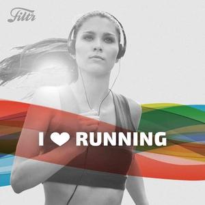 Filtr I Love Running