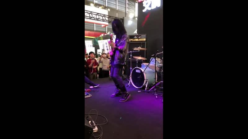 2018. 10. 12 Fri - MUSIC CHINA 3日目- - Never Surrender 2