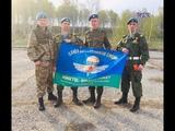 Бердчанин с достоинством прошел квалификационные испытания для курсантов десантного профиля