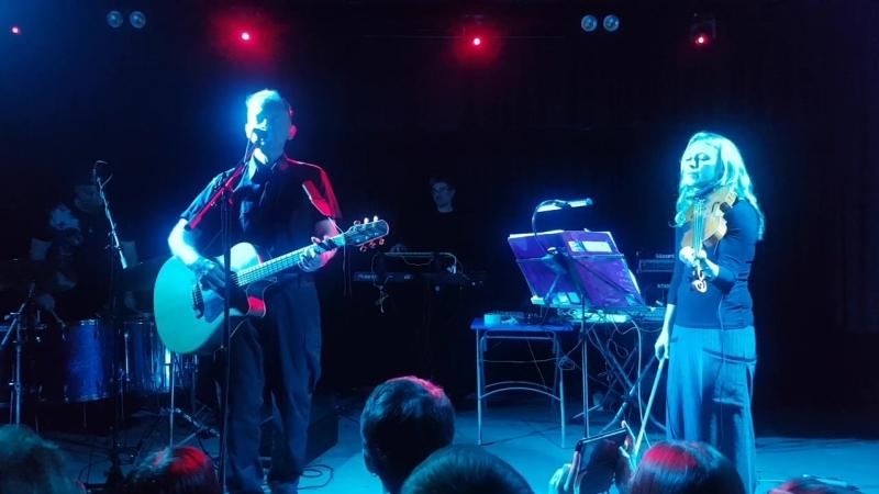 Darkwood - Wintermärchen (live, СПБ, клуб Сердце, 12.10.18)