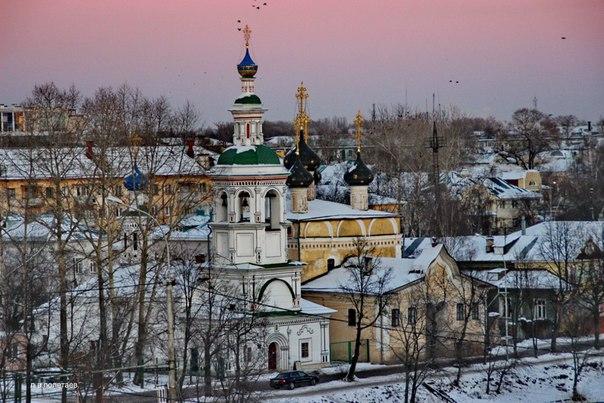 Доброе утро, Вологда