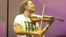 David Garrett plays They don't care about us in Bucharest/Romania 14.09.2018