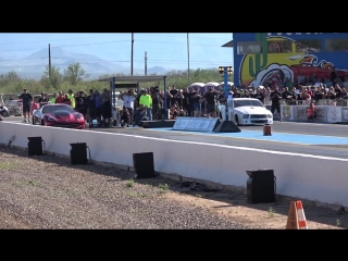 Kayla Morton vs Plan B at Tucson No Prep Kings 2