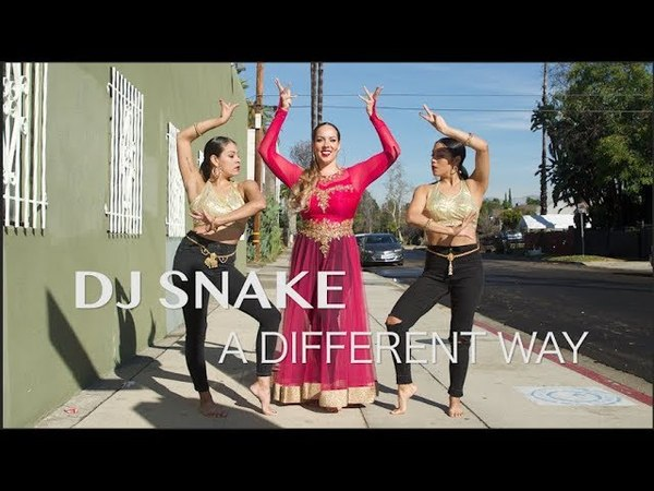 ADifferentWay - DJ Snake feat. Lauv | DanceOn | Bollywhack