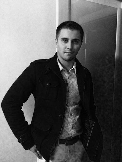 Dima Garist, 11 октября , Череповец, id20273067