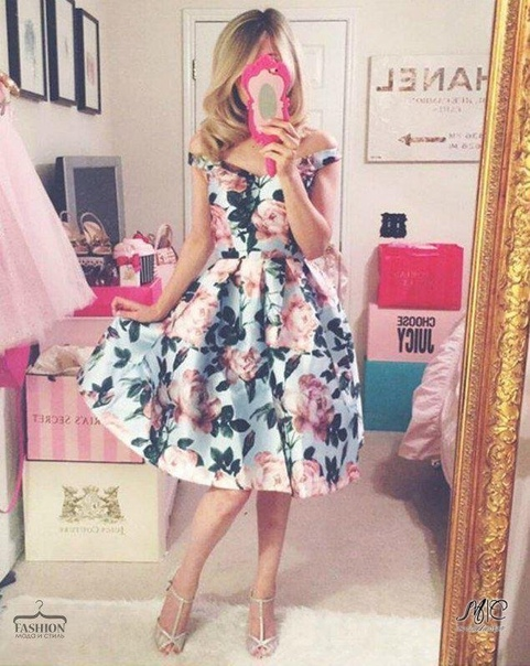 В таких платьях просто не может быть плохого настроения⛱