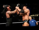 Batista (c) vs. The Undertaker for the World Heavyweight Championship from Wrestlemania 23