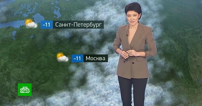 Утренний прогноз погоды на 24 января