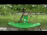 «Чистый четверг» в Парке культуры и отдыха: сюжет об актах вандализма.