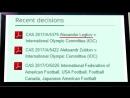 Беглый химик в осадке Григорию Родченкову уже не верят в Спортивном арбитражном