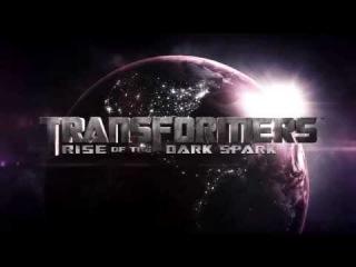 Трансформеры: Битва за Тёмную Искру - геймплейный трейлер