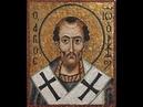 Иоанн Златоуст - может быть примером ученику Иисуса Христа?