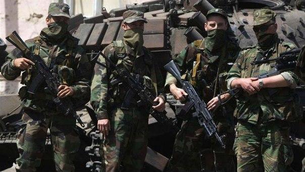 В районе Широкино террористы из бронетехники обстреляла позиции сил АТО, - Тымчук - Цензор.НЕТ 99
