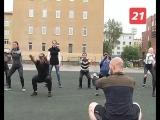 Кроссфит, воркаут, акробатика. Фестиваль уличного спорта в Мурманске