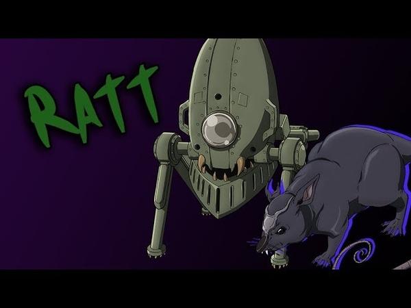 [Re-Upload] JoJos Bizarre Adventure - Ratt (Musical Leitmotif) (By Mr. Donut)