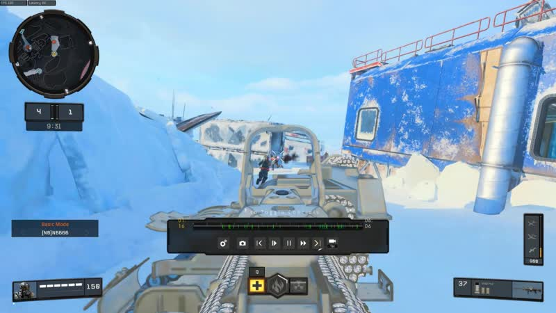 Asia servers are full of hackers. Please ban this guy. Black Ops 4