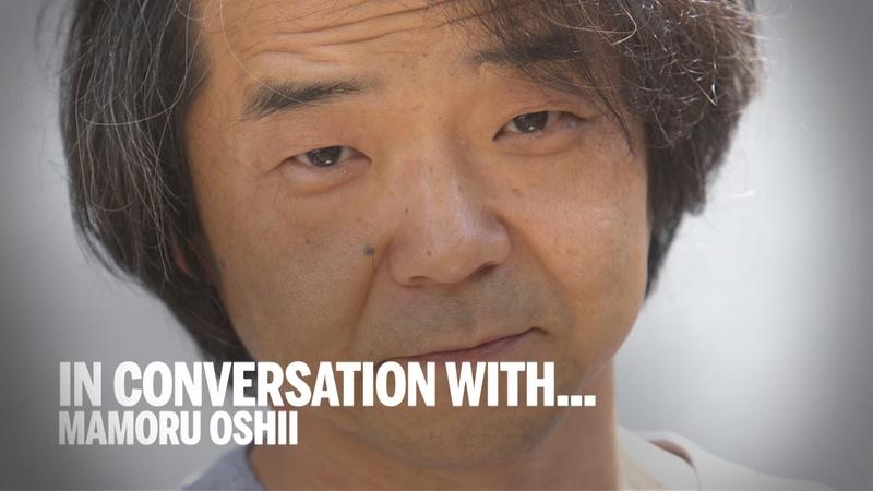 MAMORU OSHII | In Conversation With... | TIFF 2014