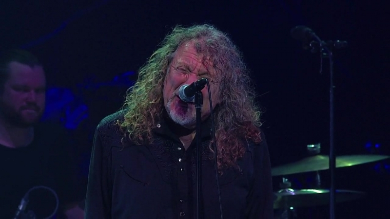 Robert Plant-The Sensational Space Shifters - Live at David Lynch's Festival