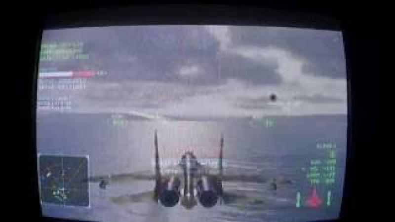 Ace Combat Infiniti - Cobra\Кобра на Су-37