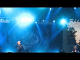 Lacrimosa live@Klaffenbach 26.07.2014 - Morning Glory