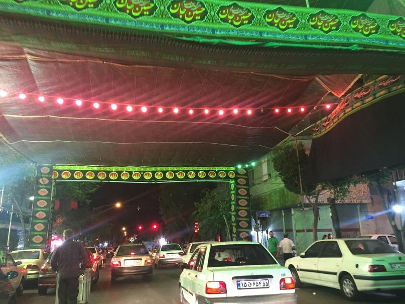 Новые открытия. Подготовка города к Мухарраму