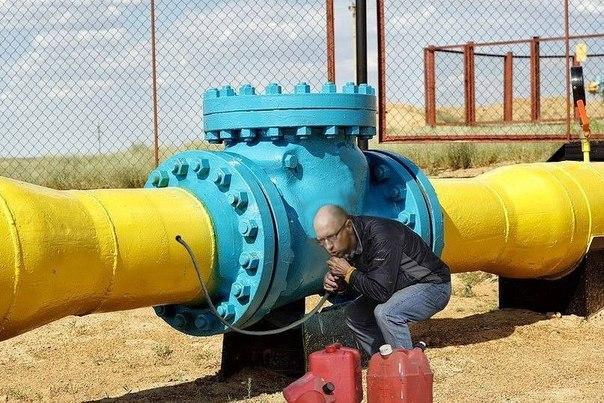 Украина может пережить отопительный сезон без российского газа, - вице-премьер - Цензор.НЕТ 6746