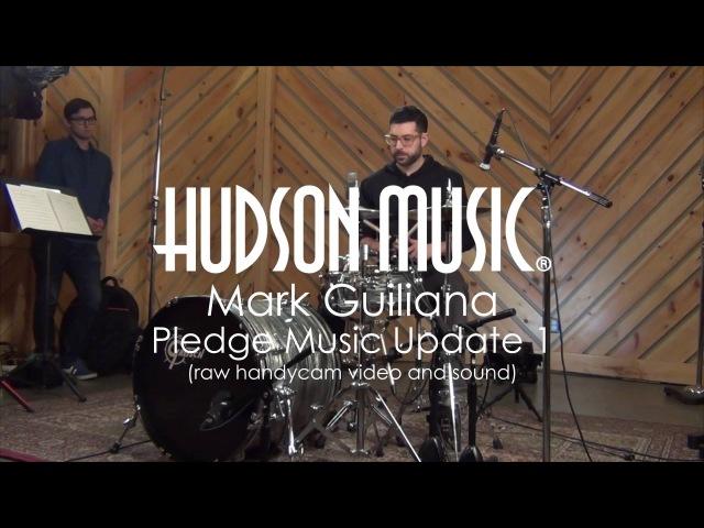 Mark Guiliana - Hudson Music Book/DVD Update » Freewka.com - Смотреть онлайн в хорощем качестве