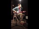 Собаки Качалова - Алиса блюз или блюз написанный в погоне за белым кроликом. Cigarbox guitar - live