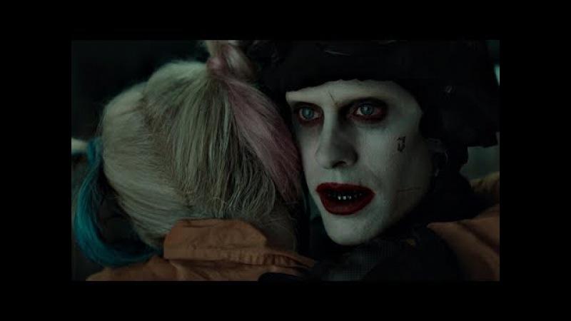 Джокер врывается в тюрьму «Белль-Рив», чтобы спасти Харли Квинн. Отряд самоубийц...